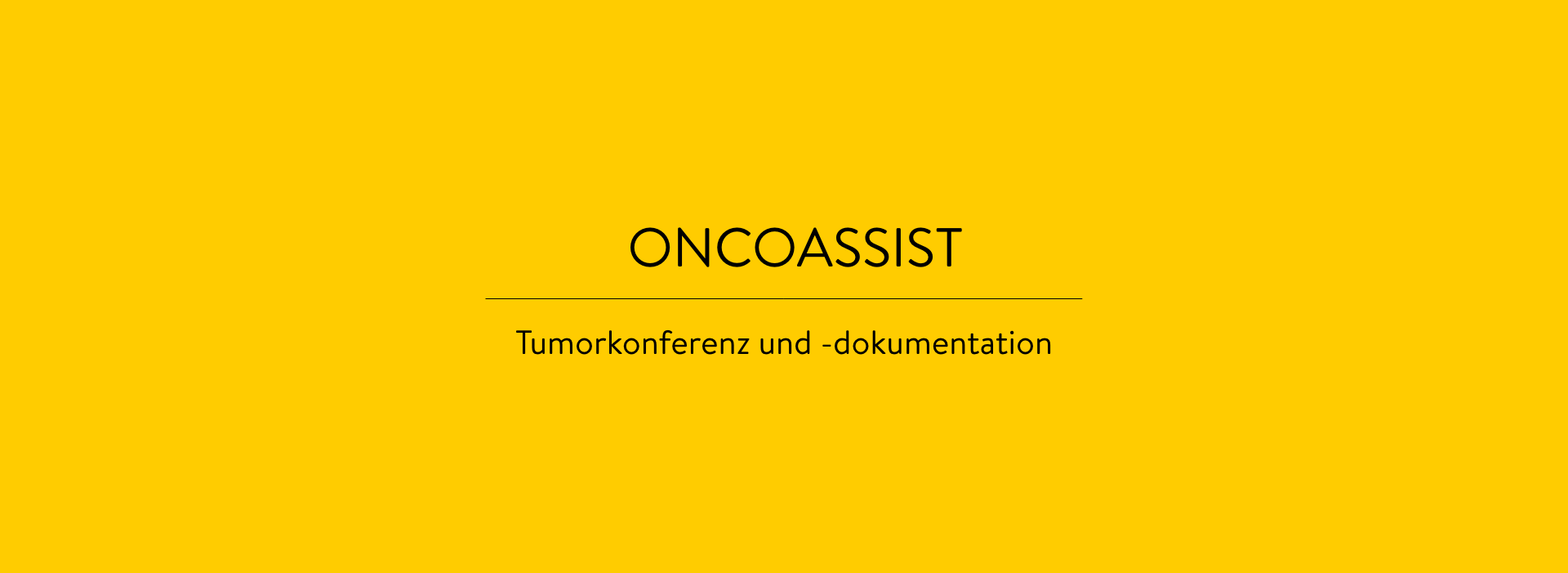 Header OncoAssist